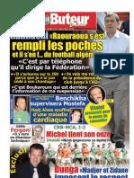 LE BUTEUR PDF du 21/10/2010