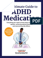 The Ultimate Guide to ADHD Medication