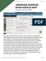 Avenza Map