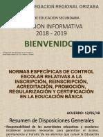 Reunion Informativa 2018-2019 Secundaria (2)