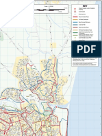 Cycle Map Bod Oldaberdeen 2015