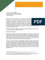 IFEX-ALC presentó Amicus Curiae ante CIDH por el caso Tulio Álvarez en Venezuela
