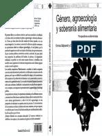 Libro SA y Genero - Soler y PNeira