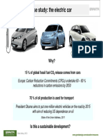 Case Study Electric Car