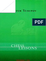 Chess Lesson Yu So Pov