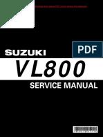 General Suzuki VL800