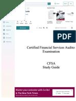 Docdownloader.com Cfsa Study Guide