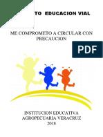 Proyecto Educativo y Seguridad Vial. Veracruz - Copia
