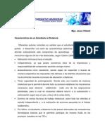 Características de un Estudiante a Distancia