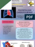 Fisiopatología cardiopulmonar