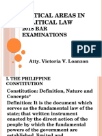 1. 2018 Political Law Review