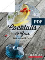 Cocktails Gins