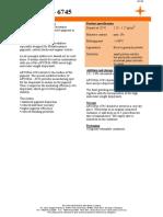 Afcona - 6745 Tds Eng