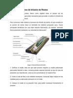Manual de Proceso de Infusión de Resina