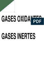 Gases Oxidantes