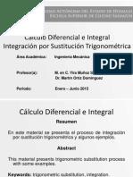 Integracion Por Su Trigonometrica