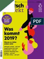 Deutsch Perfekt 132018