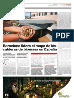 Article a El Periódico sobre calderes de biomassa
