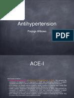 Anti Hypertension