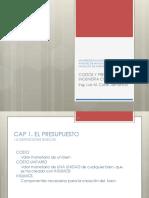 Reglamento de Metrados 2010