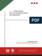 García-Molina Riquelme, Antonio M. - Las Hogueras de La Inquisición en México (2016)