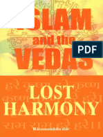 Islam and the Vedas