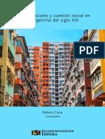 Libro Politicas Sociales y Cuestion Social Rebeca Cena Compiladora