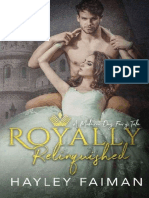 Hayley Faiman - Royally Relinquished