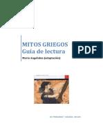 MITOS GRIEGOS-guía de Lectura
