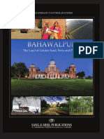 Bahawalpur the land of Golden Sands, Forts and palaces by Muhammad Tanveer Jhandir