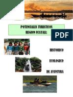Potenciales Turisticos en La Region Ucayali