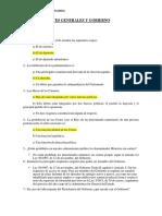 Practica Cortes Generales y Gobierno