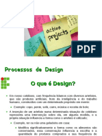 Aula 5 - Processos de Design