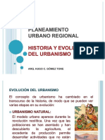 Dlscrib.com Historia y Evolucion Del Urbanismo