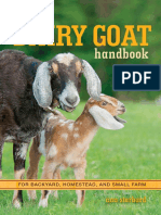 The Dairy Goat Handbook - For Backyard, Homestead, And Small Farm