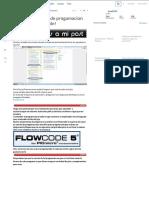 Aprende Lo Basico de Progamacion de PIC Con Flowcode! - Taringa!