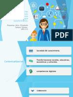 Ponencia Escrita Competencias Digitales