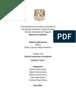 01. Ciclo de Inventarios y Producción - Turin