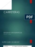NORMATIVIDAD CARRETERAS