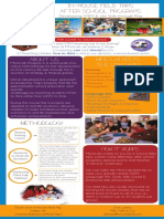 Mind Lab STEM Field Trip Brochure