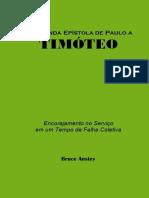 A Segunda Epistola de Paulo a Timóteo - V.1.0 - Bruce Anstey