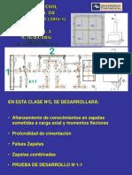 Zapata Combinada