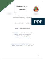 Culcay J Gavilanez M Informe