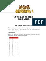 Tabla General de Idiomas