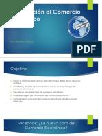 Infraestructura Del Comercio Electrónico
