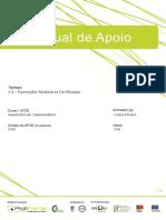 Manual Do Formador - 0749