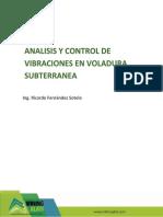 Analisis y Control de Vibraciones en Voladura Subterranea