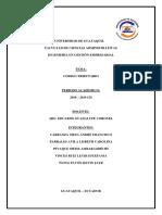 CODIGO TRIBUTARIO - GRUPAL
