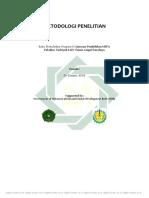 Buku Metode Penelitian Dr. Kusaeri, m.pd