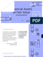 Financial Assets at Fair Value (ppt)